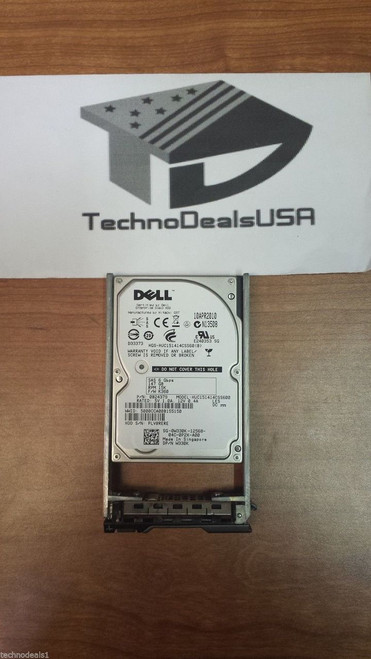 "DELL 73GB 15K 6G 2.5"" SAS HARD DRIVE 9FT066-150"