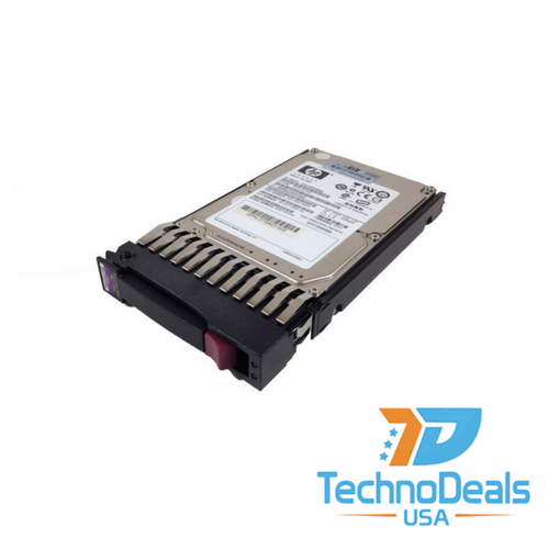 HP 72GB 10K SAS SFF DP HDD 384842-B21