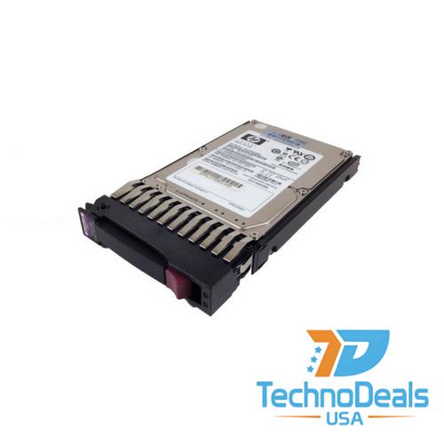 HP 72GB 10K SAS SFF DP HDD 384842-B21