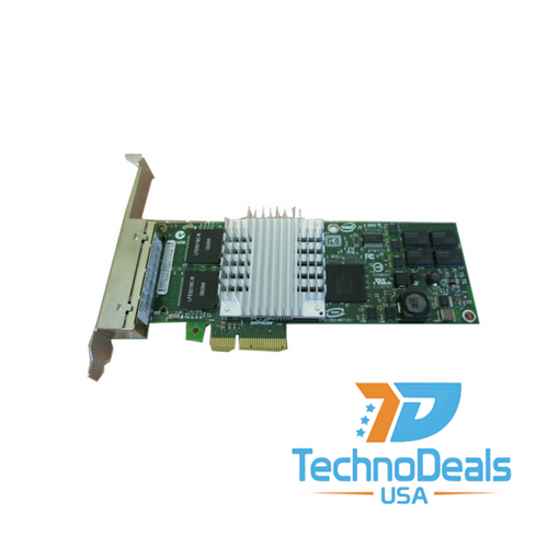 IBM PRO/1000 PT QUAD PORT ADAPTER (HIGH PROFILE) 39Y6137