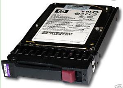 "HP 72GB 3G SAS 15K 3.5"" SP HDD  481653-001"
