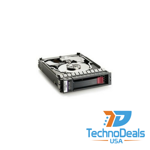 HP 450GB 15K SAS 3.5 DP HARD DRIVE 480528-002