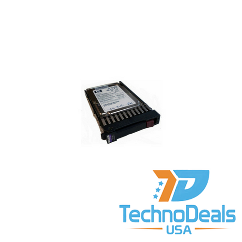 HP 72GB 10K SAS SFF DP HDD 505608-001
