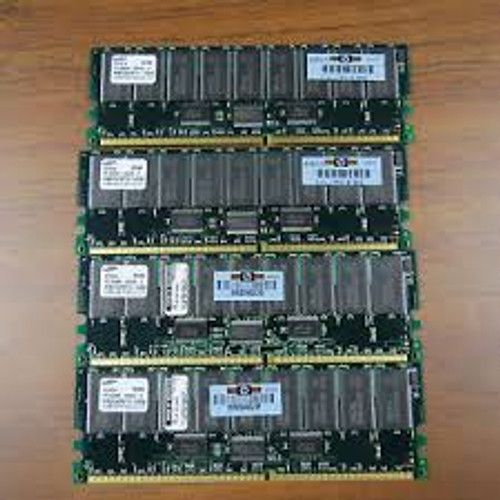Compaq 2GB 200MHZ DDR PC1600 ECC SDRAM (4X512MB) 175918-042