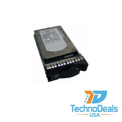 IBM 300GB 15K RPM 4GBPS FC HDD 44X3231