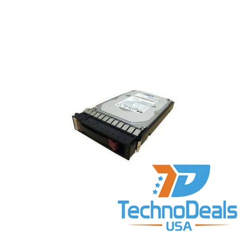"HP 300GB 10k RPM 2.5"" SAS-6Gb/s HDD 653955-001"