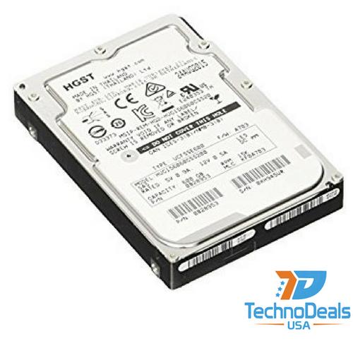 Hitachi 600GB 15K 12G SFF SAS HARD DRIVE  HUC156060CSS200