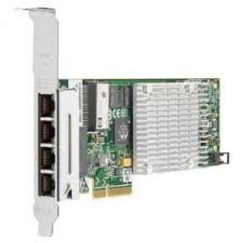 HP NC375T QUAD PORT GIGABIT PCIE SERVER ADAPTER 539931-001