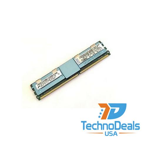 IBM 8GB (2X4GB) PC2-5300 FBD MEMORY 46C7420
