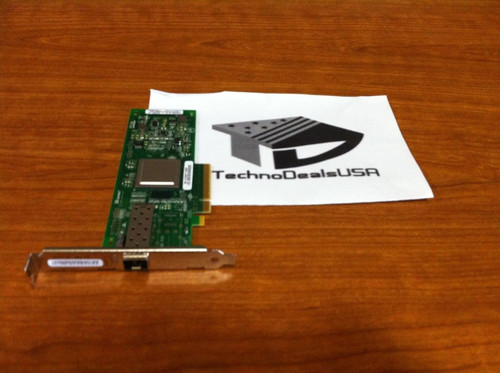 HP 8GB SINGLE PORT FC HBA X4 PCIE AK344A