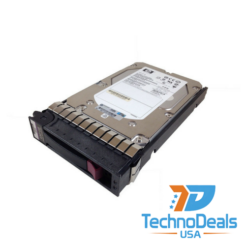 hp 72gb 10k sas 2.5' hot plug hard drive 431935-B21