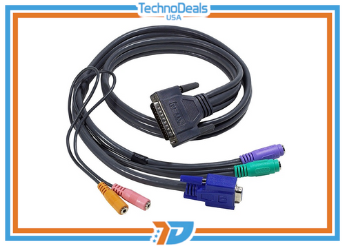 Compaq 110936-B24 3FT KVM Console Cable
