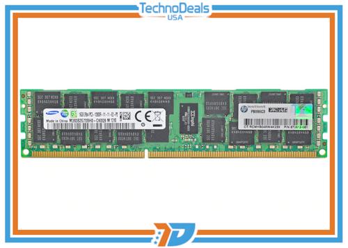 HP 672631-B21 16GB (1x16GB) SDRAM DIMM Memory