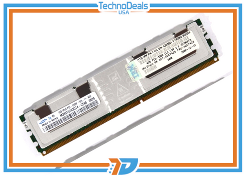 IBM 46C7423 4GB (1X4GB) 2RX4 PC2-5300F Memory Kit