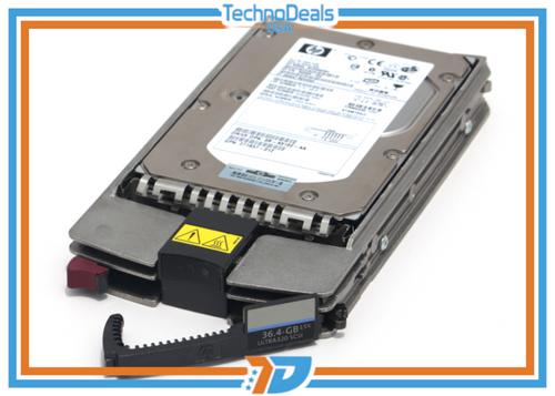 HP 356914-001 36GB SCSI 15K U320 Hard Drive