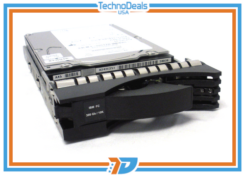 IBM 23R0439 300GB 10K 2Gb 3.5-inch Hot-Plug Fibre Channel Drive