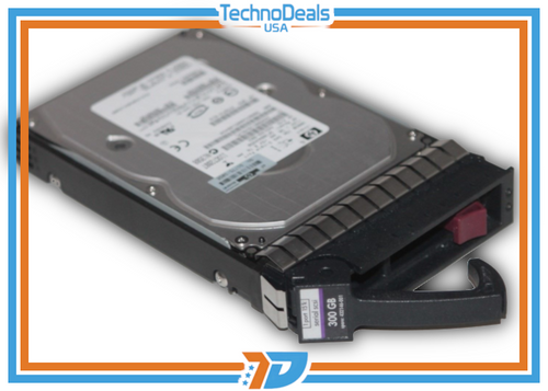 "HP 443169-003 300GB 3G SAS 15K 3.5"" SP Hard Drive"