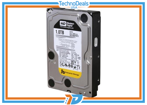 Western Digital 659167-001 1TB 7200 RPM 64MB SATA Hard Drive