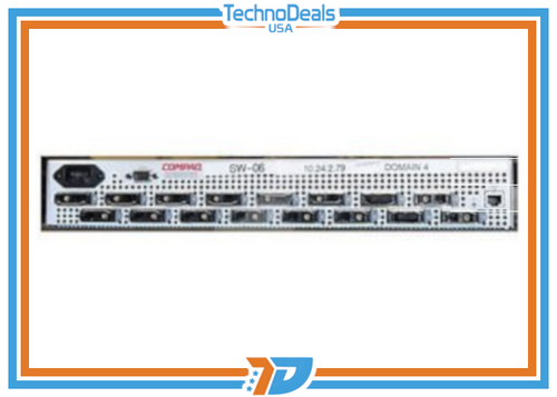 Compaq 222093-001 16-Port Fiber Channel Switch