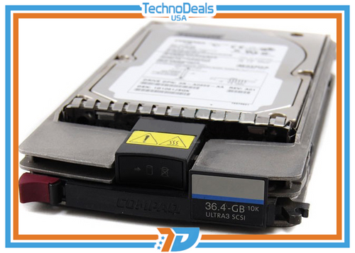 "Compaq 233806-003 36.4GB ULTRA3 10K 1"" Hot Pluggable Hard Drive"
