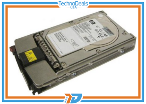 "Compaq 177984-001 72GB ULTRA3 SCSI 10K 1.6"" Pluggable Hard Drive"