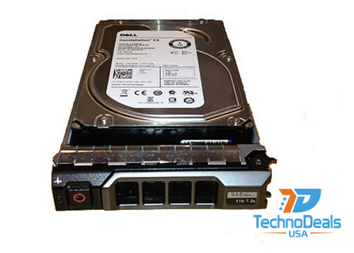 "Dell 835R9 Enterprise Class  2TB 7.2K SATA 3.5"" 6Gbps Hard Drive"