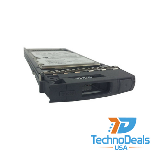 Netapp X422A-R5 600GB 6G 10K SFF SAS Hard Drive with Tray