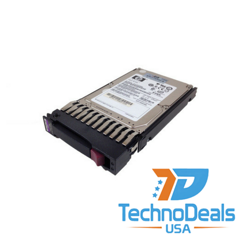 hp 72gb sas 2.5' hot plug hdd 375861 B21
