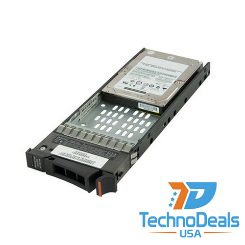 "IBM 300GB 15K SAS 2.5"" V7000 HARD DRIVE 49Y7433"