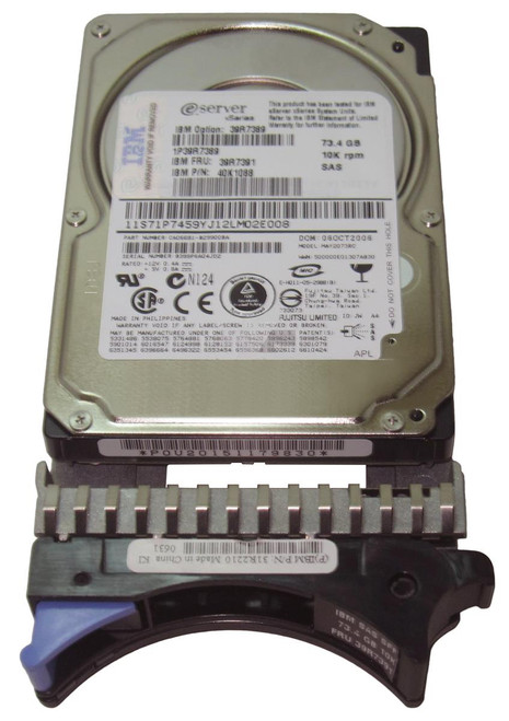 "IBM 00Y2431 900GB 10K RPM SAS 6Gbps 2.5"" SFF Hard Drive"