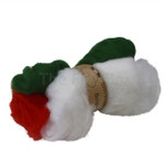 Felting Wool Set Christmas Colours 100g | 3.5 oz
