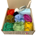 Cookie Cutter Beginner Needle Felting Kit