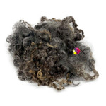 Wool Locks, Fleece Wensleydale Grey 14 g