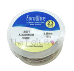 Armature Wire for Needle Felting. Soft Aluminium Modelling Craft Wire. 0.56mm (250m)