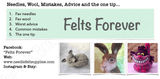 Needles, Wool, Mistakes, Advice and the One Tip - by Lisa Moore  from FeltForever