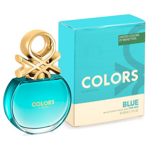BENETTON COLORS DE BENETTON BLUE 80 ML (Women)