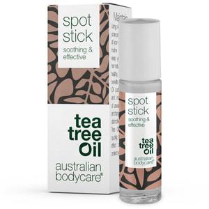 AUSTRALIAN BODYCARE TEA TREE SPOT STICK ANTISEPTIC STICK FOR SPOT PRONE SKIN 9ML