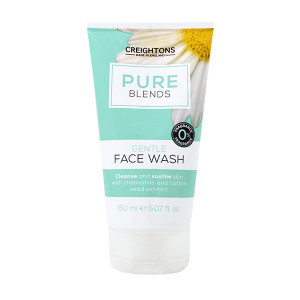 PURE BLENDS GENTLE FACE WASH 150ML