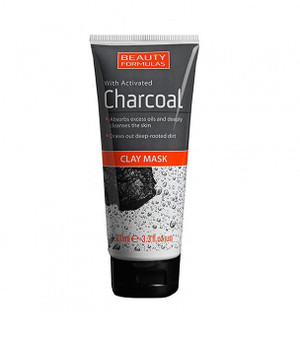 CHARCOAL CLAY MASK 100ML