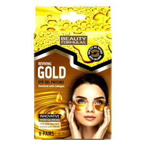 REVIVING GOLD EYE GEL PATCHES 6 PAIRS