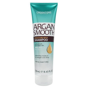 ARGAN SMOOTH MOISTURE RICH SHAMPOO 250ML
