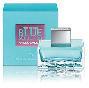 ANTONIO BANDERAS BLUE SEDUCTION EAU DE TOILETTE 80ML (Women)