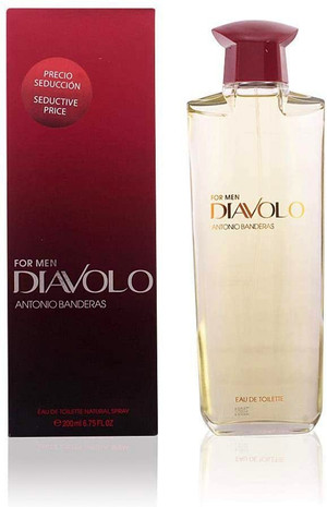 DIAVOLO EAU DE TOILETTE (Men)