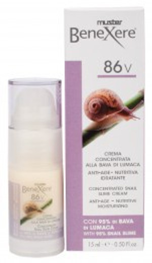 ANTI-AGE HIGHLY CONCENTRATE SNAIL SLIME CREAM 86V 15ML