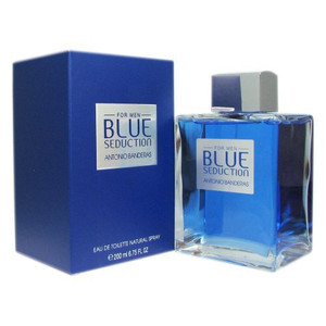 ANTONIO BANDERAS BLUE SEDUCTION EAU DE TOILETTE 200ML (MEN)
