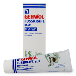 GEHWOL FUSSKRAFT BLUE 125ML