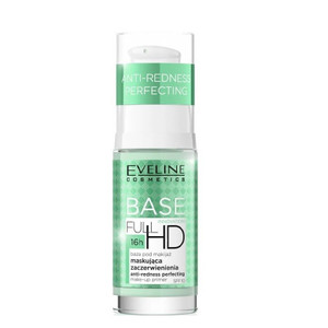 BASE INNOVATION FULL HD ANTI-REDNESS PERFECTING MAKE-UP PRIMER SPF 10 30ML