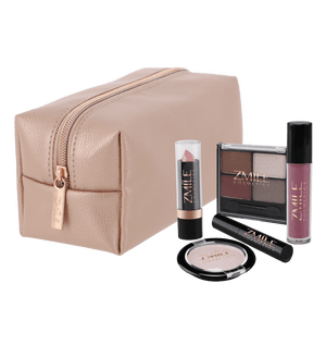 BEAUTY IN A BAG ROSEGOLD - MAKE UP INCLUDED