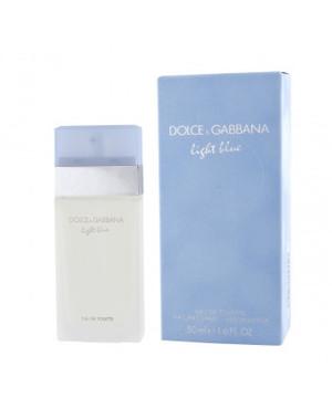 DOLCE & GABBANA LIGHT BLUE EAU DE TOILETTE WOMEN 100ML
