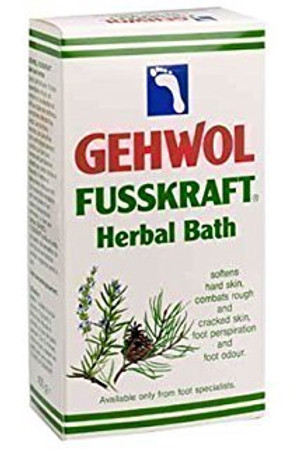 GEHWOL FUSS HERBAL BATH 400G